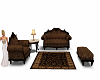 Castle Couch Set
