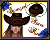 Cowgirl Stars Hat