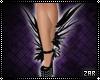 Leg Tufts - Black