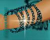 FLS Chain Spirals - Teal
