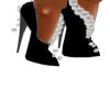 black n silvr shoes