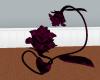 Purple Flower Seat