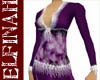 [E] Jewel Gown Purple