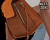 [AZ] Brown Backpack