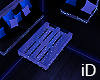 iD: Deep Blue Table