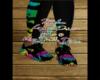 RainbowLeopard Kicks F