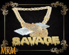 SAVAGE MONEY CHAIN -F-