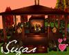 Autumn Lake Fireplace