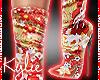 Sexy Geisha Boots
