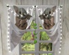Baby Yoda Curtains