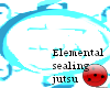 Elemental sealing jutsu!