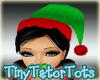 Kids Glitter Santa Hat 2