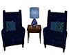 Coffee chairs Animated