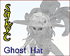 Victorian Ghost Hat