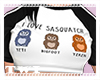 Sasquatch Love Tee