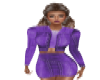 Purple Cowgirl Fit