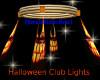 Halloween Club Lights