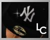 !LC™ NY Cap Black