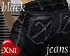 :Xni Black Jeans*Men