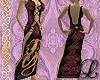 Golden dragon dress