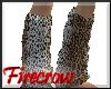 Leopard Loose Socks