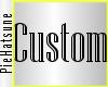~P; Tie Custom Bangs