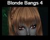 Blonde Bangs 4