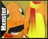 £X Orange Lizard Outfit
