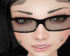 Simple Black Glasses