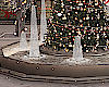 Winter Fountain