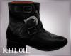 K ben blk boots