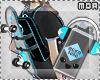 M0~ Skate Bag Blue -F
