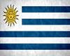 Uruguay Flag Rug