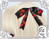 Cherry Bow~ Black