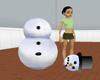 Decapitated Snowman