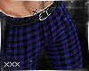 [X] Blue Plaid.