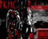 PK Black Round Table
