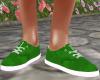 TF* Green Tennies