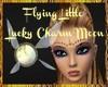 Flying Lucky Charm Moon