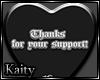 K! 100k Support
