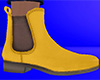 Gold Chelsea Boots 3 (M)