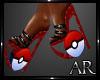 AR* Pokemon Go Shoes Der