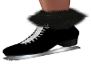 RR-Black Ice Skates