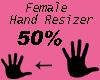 Hand Resizer 50%