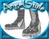 ArchAngel Silver Boots