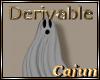 Halloween Sparkle Ghost