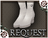 *Request* Ivory Boots
