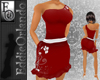 EO BM Cute Dress red