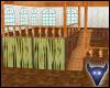 Elegant mahogany room
