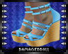 *DD* Avalon Heels Blue